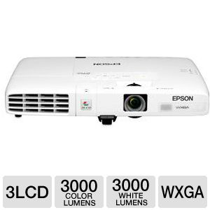 Epson PowerLite 1771W Wireless WXGA 3LCD Projector