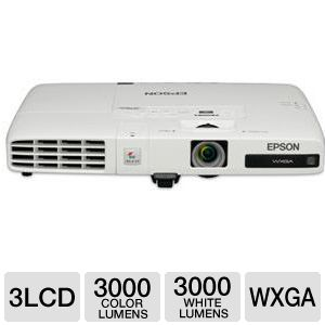 Epson PowerLite 1776W Wireless WXGA 3LCD Projector