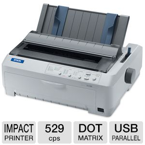 Epson LQ-590  Narrow Impact Printer
