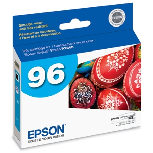 Epson T096220 UltraChrome K3 Cyan Ink Cartridge
