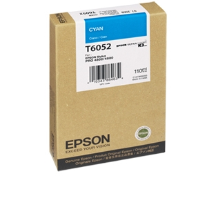 Epson Cyan UltraChrome K3 Ink Cartridge