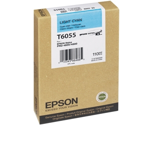 Epson Light Cyan UltraChrome K3 Ink Cartridge