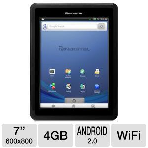 "Pandigital Novel 7"" Android Tablet & eReader"