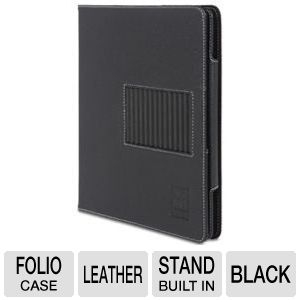 Eastwear Leather Folio Case for iPad 2/3/4