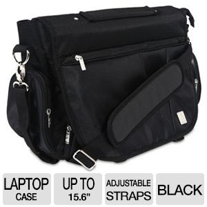 Eastwear PVMNT Series Messenger Laptop Case