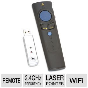 Hiro 3-in-1 2.4GHz Wireless Mouse