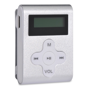 Mach Speed Eclipse CLD2 2GB MP3 Player