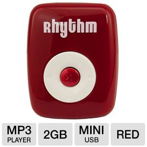 Eclipse Rhythm 2GB MP3 Clip Player