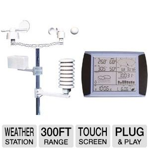 Microcom Professional Wireless Weather Station