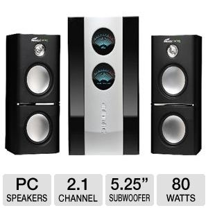 Eagle Arion 2.1 Soundstage Speaker System