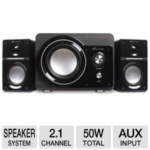 Eagle Arion ET-AR306-BK Compact Speakers