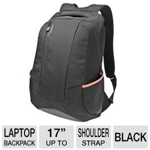 Everki EKP116NBK Swift Light Laptop Backpack