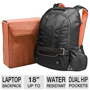 Everki EKP117NBKCT Beacon Laptop Backpack 