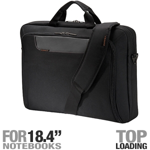 Everki EKB407NCH18 Advance Laptop Bag Briefcase