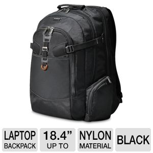 Everki EKP120 Titan Laptop Backpack