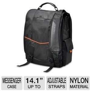 Everki Urbanite Vertical Messenger Laptop Bag