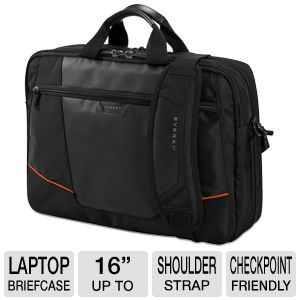Everki Flight Laptop Briefcase - EKB419