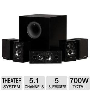 Energy Take Classic Home Theater System
