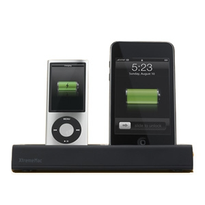 XtremeMac Duo Charging Station for iPhone 4 &amp; iPod