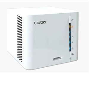 Uebo S400 Connected Storage NAS