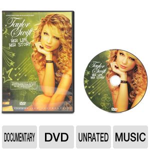 Taylor Swift: Her Life Her Story Unauth Docum DVD