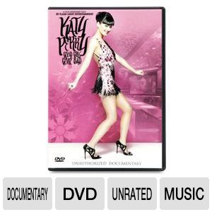 Katy Perry Good Girl Gone Bad: Unauth Documtry DVD