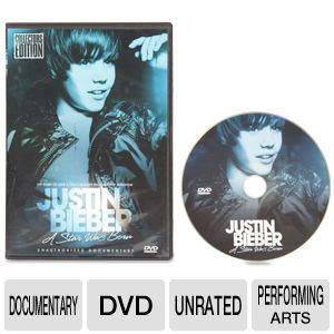 Justin Bieber - A Star Was Born: Unauthorized Doc