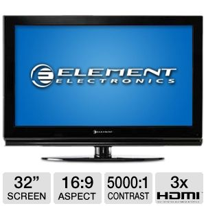 Element 32&quot; Class LCD HDTV