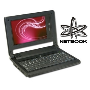Everex CloudBook CE1200V Refurbished Netbook