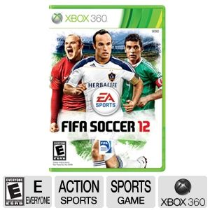 EA FIFA Soccer 12 Sports Video Game for Xbox 360