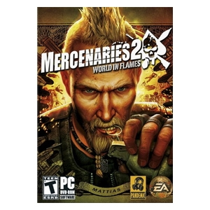 EA Mercenaries 2: World Flames