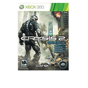 Electronic Arts Crysis 2 Video Game for Xbox 360
