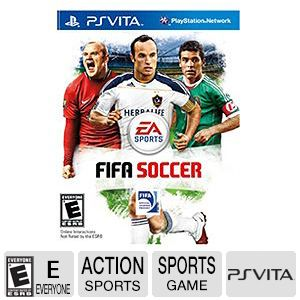 EA FIFA 2012 Soccer Video Game PS Vita