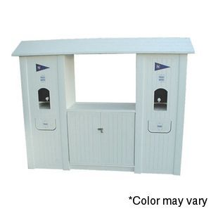 WATER COOLER / CABINET COMBINATION - T293D