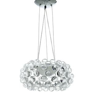 "Halo 14"" Chandelier in Clear"