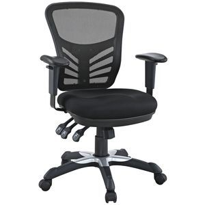 Articulate Office Chair in Black