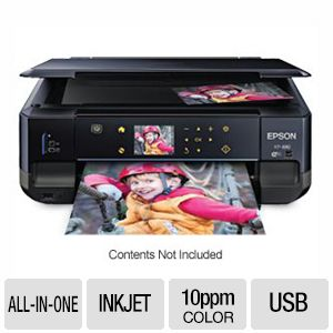 Epson Expression Premium WiFi XP-610 All-in-One