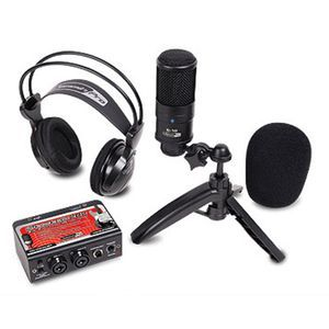 JAMMINPRO COMPUTER RECORDING KIT /MIC/ST