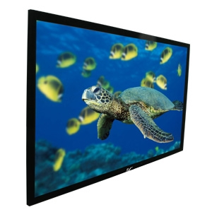 "Elite Screens EZ 106"" 16:9 Fixed Frame"