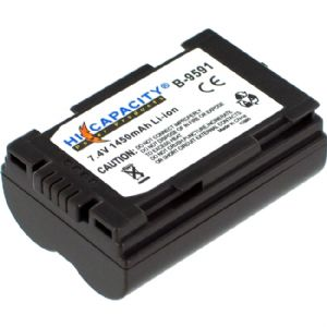 Battery Biz Hi-Capacity B-9591 Lithium Ion Digital