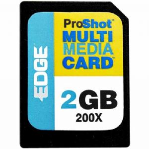 EDGE Tech 2GB ProShot MultiMedia Card - 200x