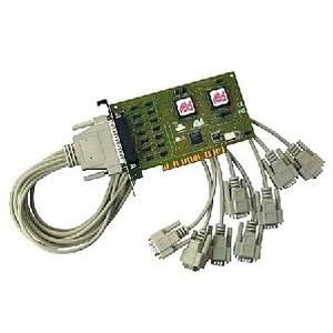 Lava Computer PCI Bus 16550 Eight Port Serial Boar