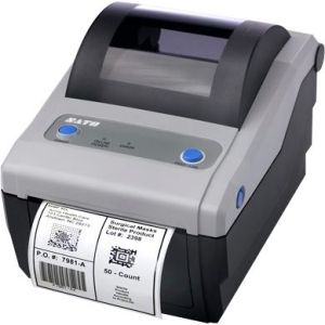 Sato CG408 Thermal Transfer Printer - Monochrome -