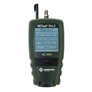 Greenlee Cable Analyzer