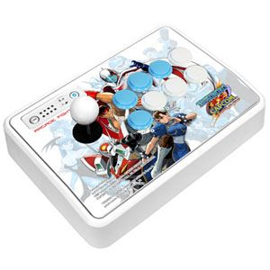 Mad Catz Tatsunoko VS Capcom Arcade Game Pad