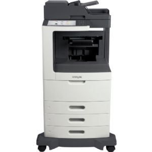 Lexmark MX810DTFE Laser Multifunction Printer - Mo