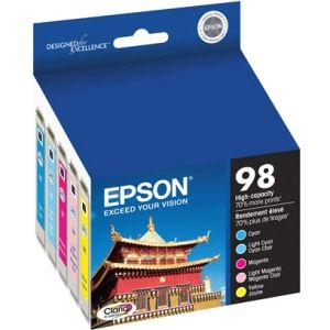 Epson� T098920-T099220 Ink
