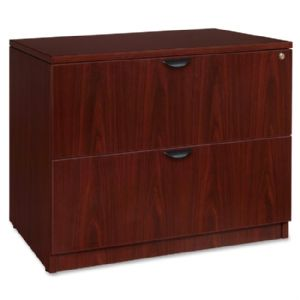 Lorell Prominence 79000 Series Mahogany Lateral Fi