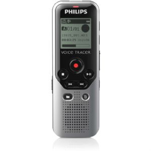 Philips Voice Tracer DVT1200 4GB Digital Voice Rec