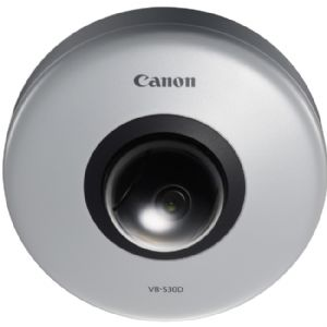 Canon VB-S30D Network Camera - Color, Monochrome